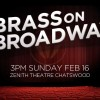 Previous Concert: Brass on Broadway