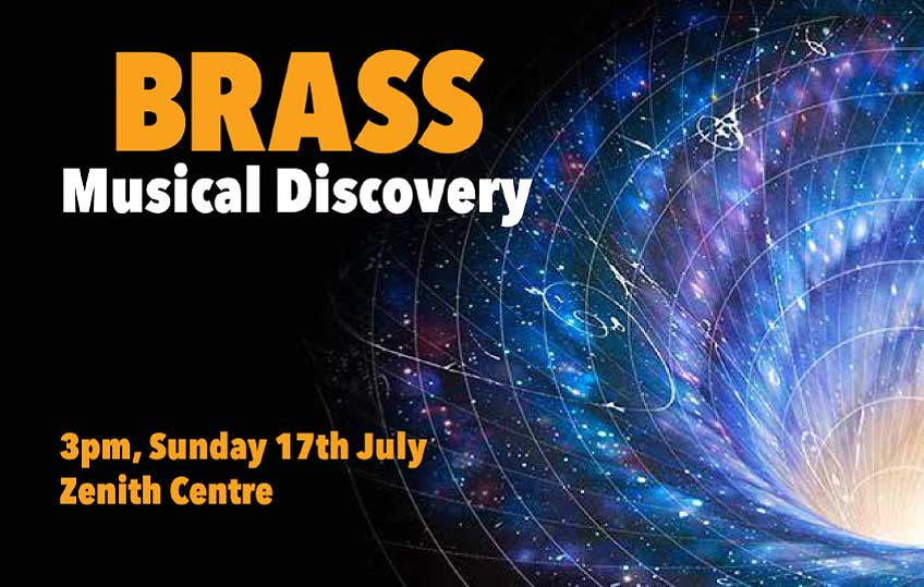 Upcoming Concert Sunday July 17:</br> <b>Musical Discovery</b>